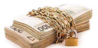 Деньги на счетах малых предприятий