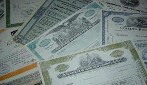 арест ценных бумаг