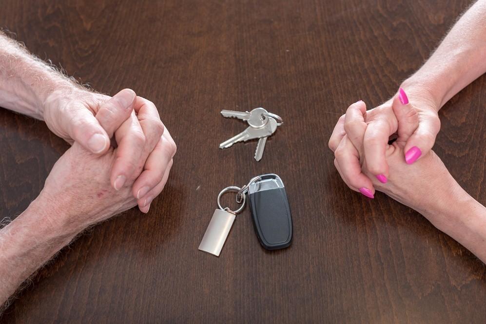 раздел имушества при разводе