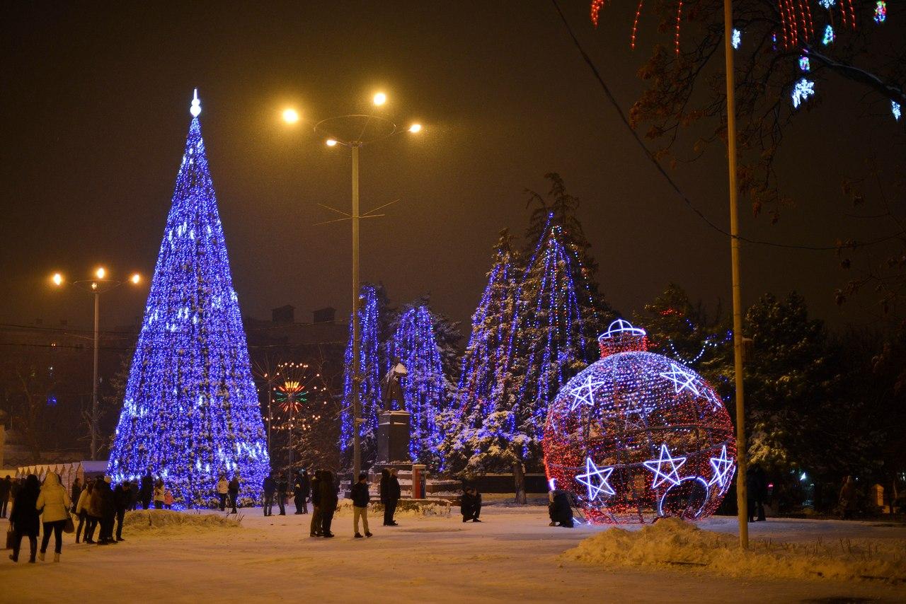 национальные фотографии города ростова на дону новогоднего которые заставят