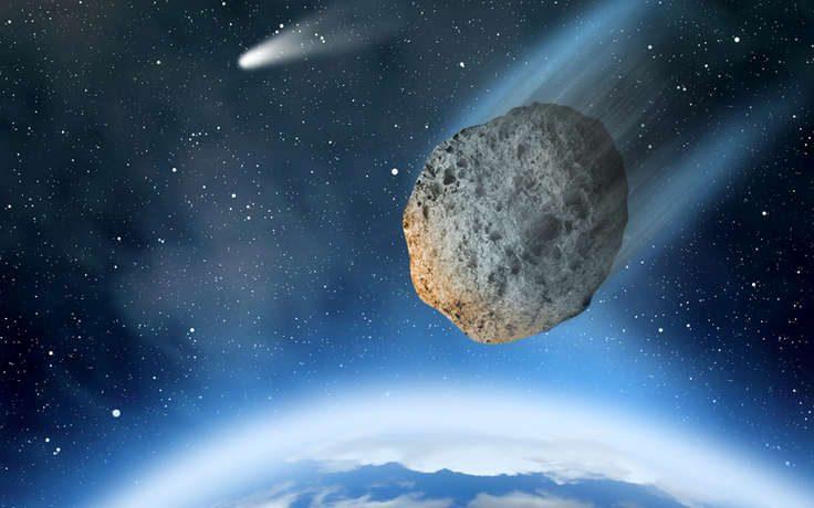 Огромный метеорит может упасть на Землю 15 февраля 2020 года
