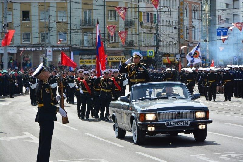 Калининград встретит Парад Победы 24 июня 2020 года масштабным салютом и военной авиацией
