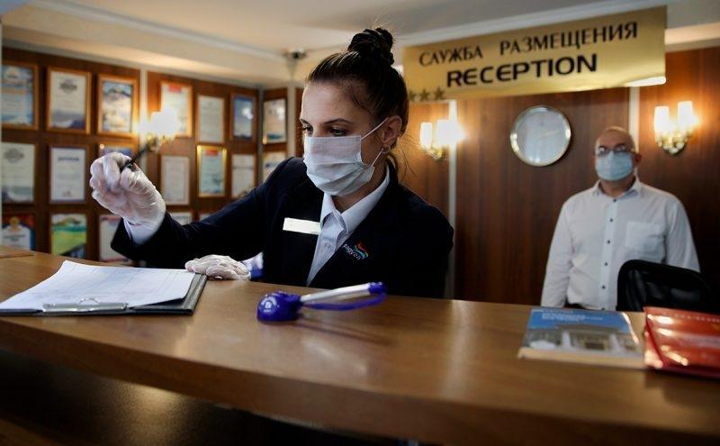 Гостиницы получили рекомендации Роспотребнадзора для возобновления работы