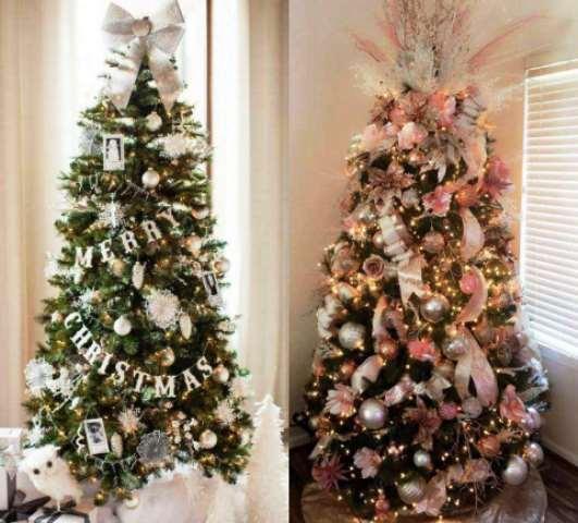 Как украсить елку на Новый 2021 год : идеи, советы, фото